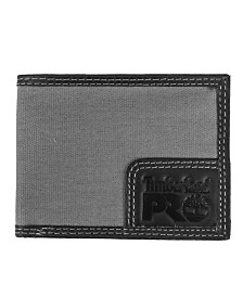 Timberland Pro Whitney Canvas Billfold Wallet