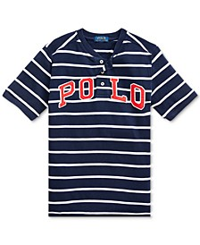 Big Boys Henley T-Shirt