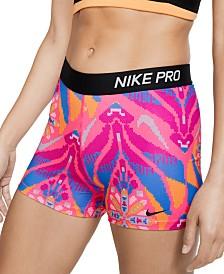 Nike Pro Printed Training Shorts