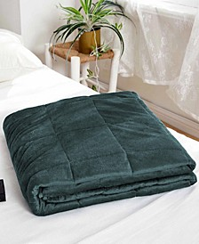 15 lbs Faux Mink Weighted Blanket