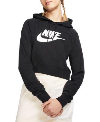 Sportswear Essential Cropped Hoodie