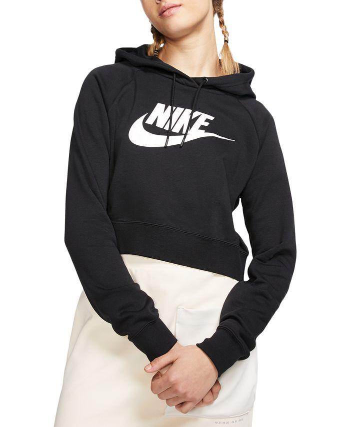Nike - Sportswear Essential Cropped Hoodie