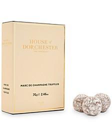 6-Pc. Marc de Champagne Truffles