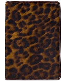 Patricia Nash Leopard Vinci Notebook