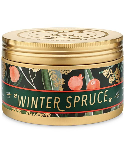 Illume CLOSEOUT! Holiday Tried & True Large Tin Candle