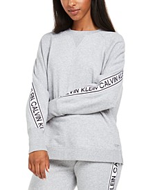 Vintage-Logo Sweatshirt