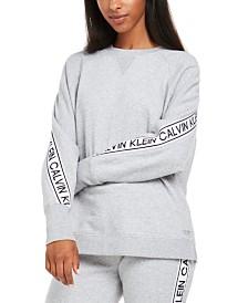 Calvin Klein Performance Vintage-Logo Sweatshirt