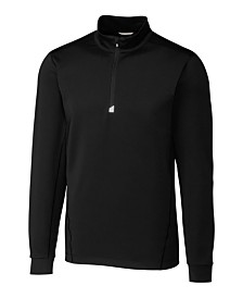 Cutter and Buck Men's Big and Tall Traverse Half Zip Sweatshirt