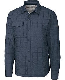 Cutter and Buck Men's Big and Tall Rainier Shirt Jacket