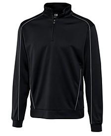 Men's Big & Tall DryTec Edge Half Zip Sweatshirt