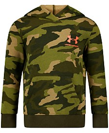 Under Armour Little Boys Bandit Camo-Print Hoodie