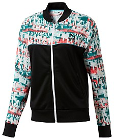 Puma Classics Colorblocked Track Jacket