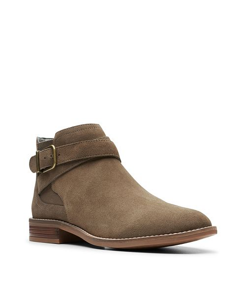 Clarks Collection Women's Camzin Hale Ankle Booties