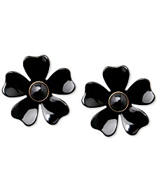 Zenzii Flower Statement Earrings