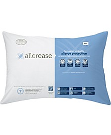 Hot Water Wash Extra Firm Density Queen Pillow