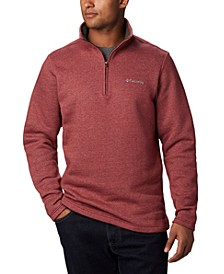 Men's Great Hart Mountain Half-Zip Fleece Sweatshirt