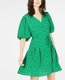 French Connection Adelise Ditsy Verona Dress