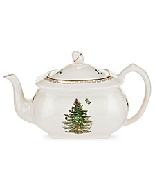 Christmas Tree Teapot