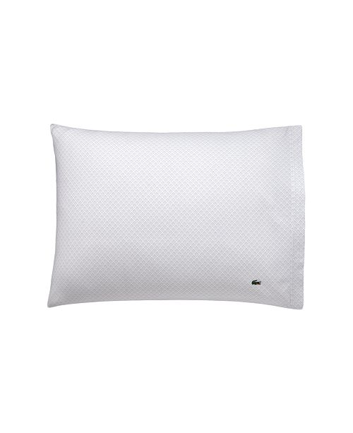 Lacoste Home Lacoste Outlined Pique Twin/XL Sheet Set