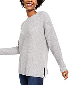 Juniors' Long-Sleeve Sweater