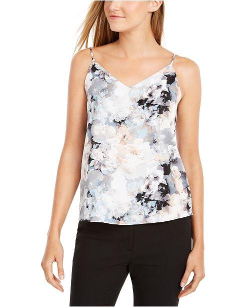 Calvin Klein Printed Camisole Top