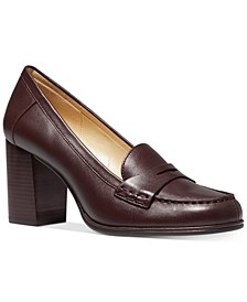 Buchanan Loafer Pumps