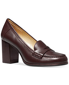 Michael Michael Kors Buchanan Loafer Pumps
