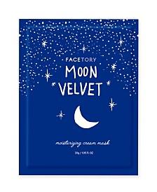 FaceTory Moon Velvet Mask 5 Pack