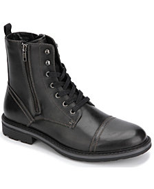 Kenneth Cole Unlisted Men's Captain Boots