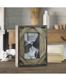 VIP Home & Garden Wood Photo Frame