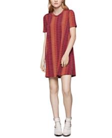 BCBGeneration Printed A-Line Dress