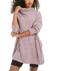 Free People Bella Vista Thermal Tunic Top