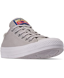 Women's Chuck Taylor All Star Rainbow Low Top Casual Sneakers from Finish Line