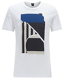 BOSS Men's Tessler Slim-Fit T-Shirt