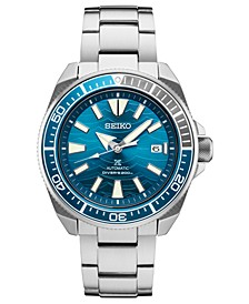 Men's Automatic Prospex Diver Stainless Steel Bracelet Watch 45mm, A Limited Edition