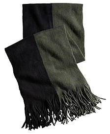 Men's Colorblocked Scarf