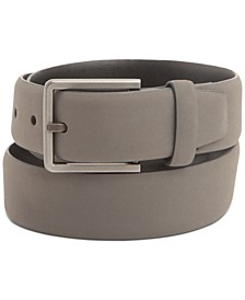 Men's Rubberized Belt, Created for Macy's
