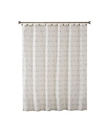 Ltd Family Dreams Shower Curtain