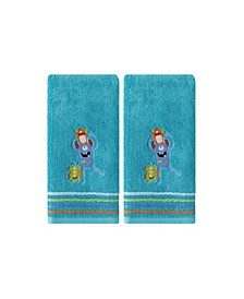 Ltd Monsters 2 Piece Hand Towel Set