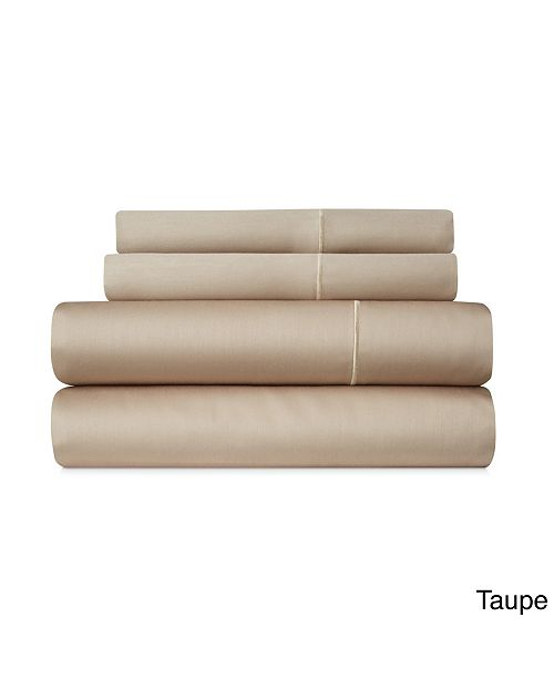 Addy Home Fashions Luxury 1000 Thread Count Cotton Rich Sateen 4-piece Sheet Set