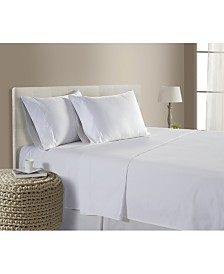 Addy Home 100% Long Staple Pima Cotton 3-piece Sheet Set, Twin