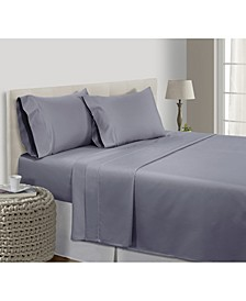 500 Thread Count 100% Long Staple Pima Cotton 4-piece Sheet Set