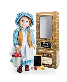 "The Queen's Treasures Officially Licensed Little House on the Prairie 18"" Mary Ingalls Doll"
