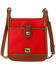 Wayfarer Nylon Letter Carrier Crossbody