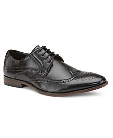Men's Bernandin Dress Shoe Wingtip Derby