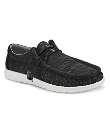 Reserved Footwear Men's The Rookery Low-Top Boat Shoe