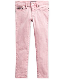 Little Girls Tompkins Skinny-Fit Jeans