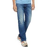 Deals on Calvin Klein Jeans Men's Straight-Fit Prairie Jeans