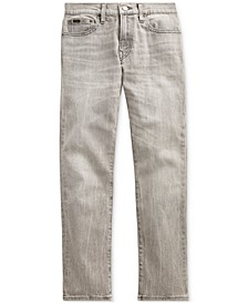 Big Boys Sullivan Sadler Wash Jeans