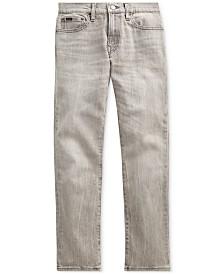 Polo Ralph Lauren Big Boys Sullivan Sadler Wash Jeans